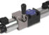 VED03M Direct Operated 4-way Proportional Valves; White Background