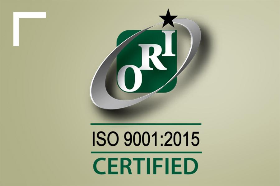 Ori Certified Logo