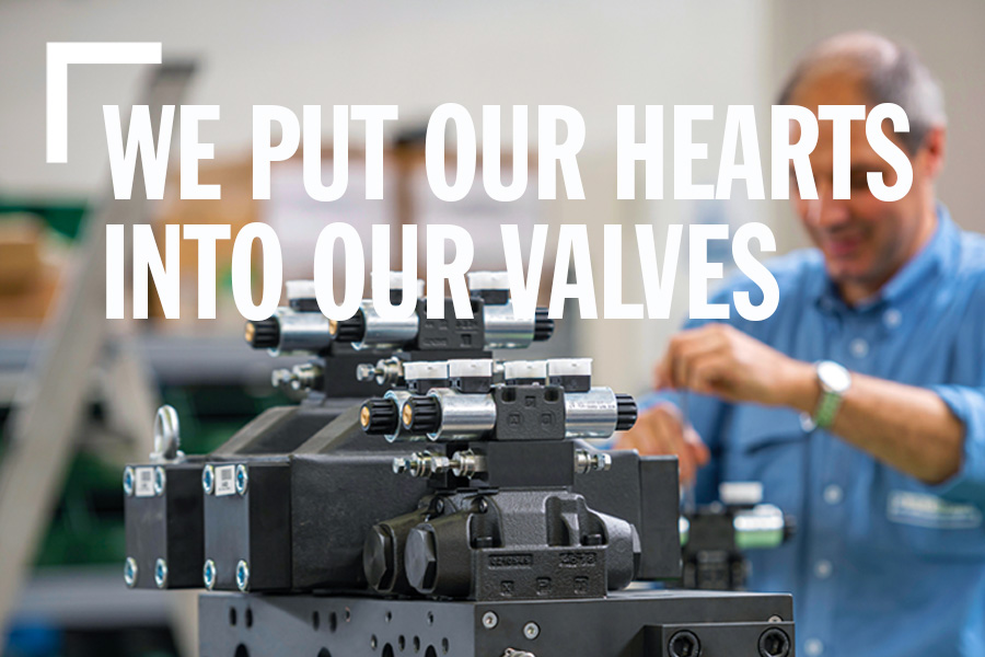 We Put Our Hearts Into Our Valves