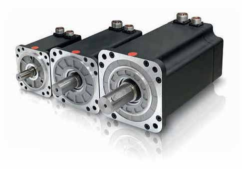 motor products; white background