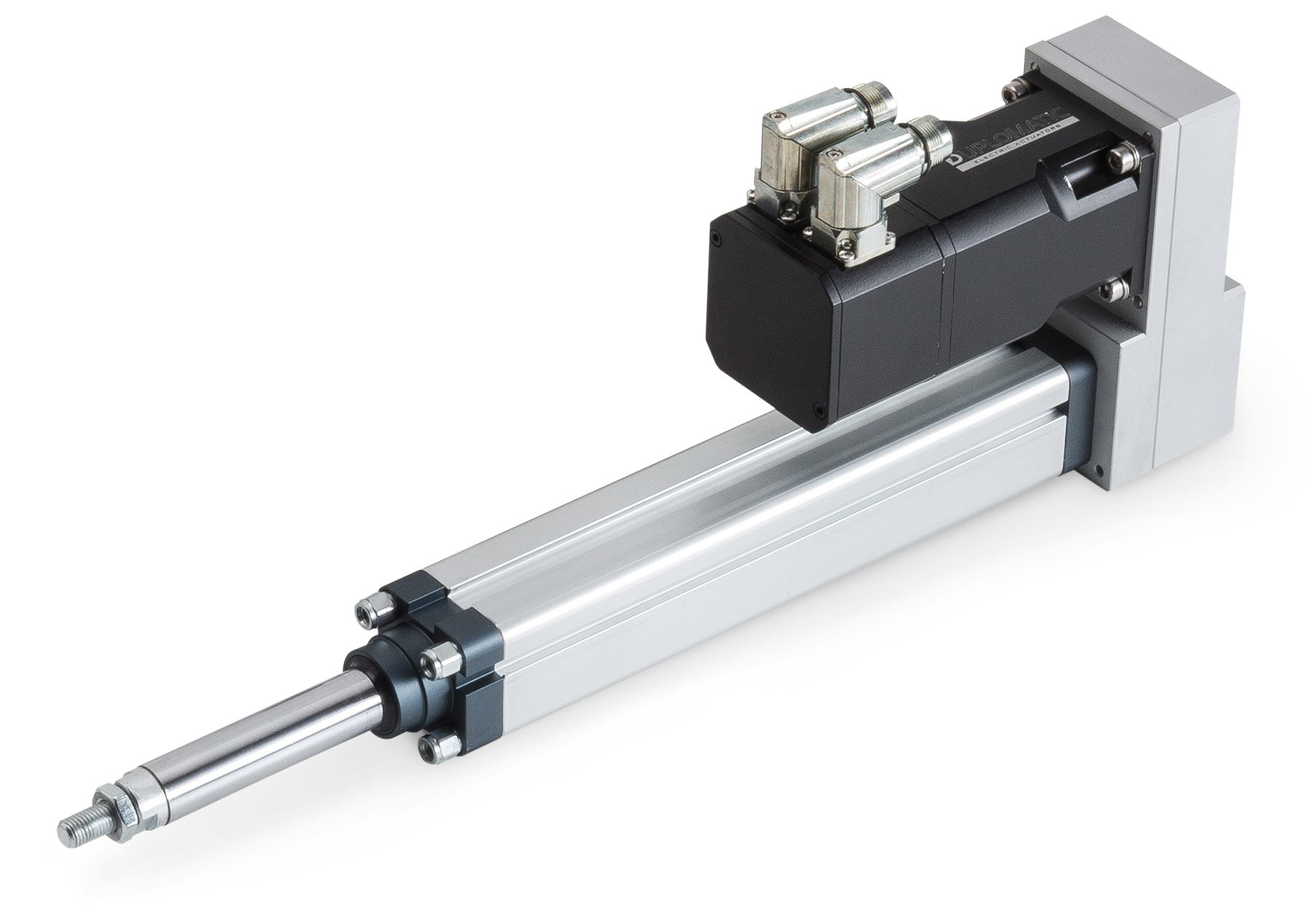 Electric Actuator product 1; white background