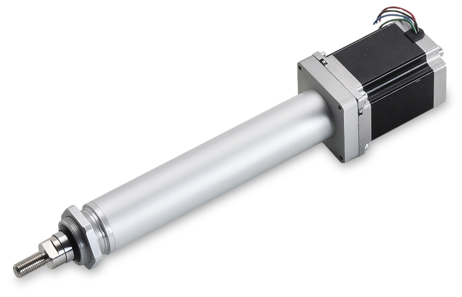 Electric Actuator product 4; white background