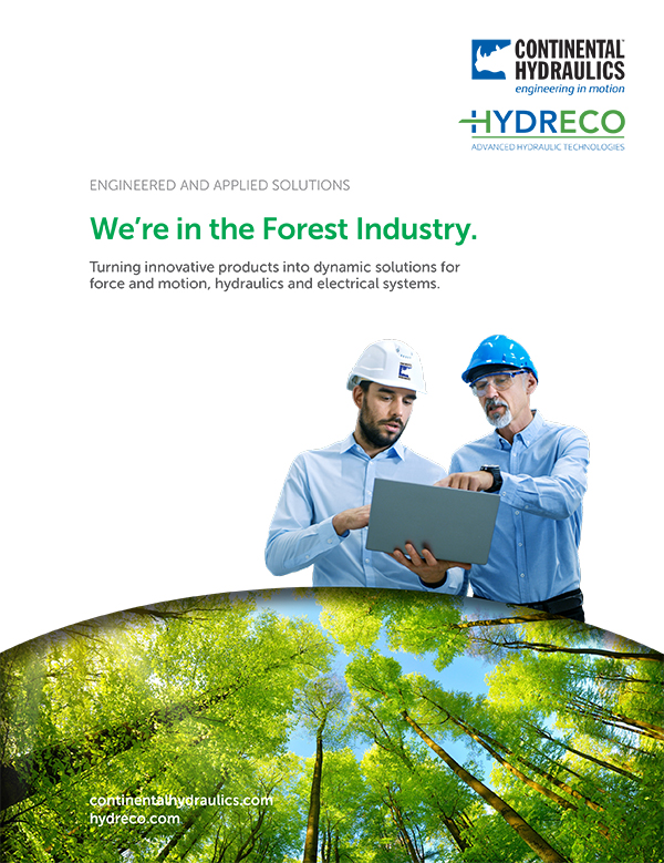 Forest Industry Brochure cover