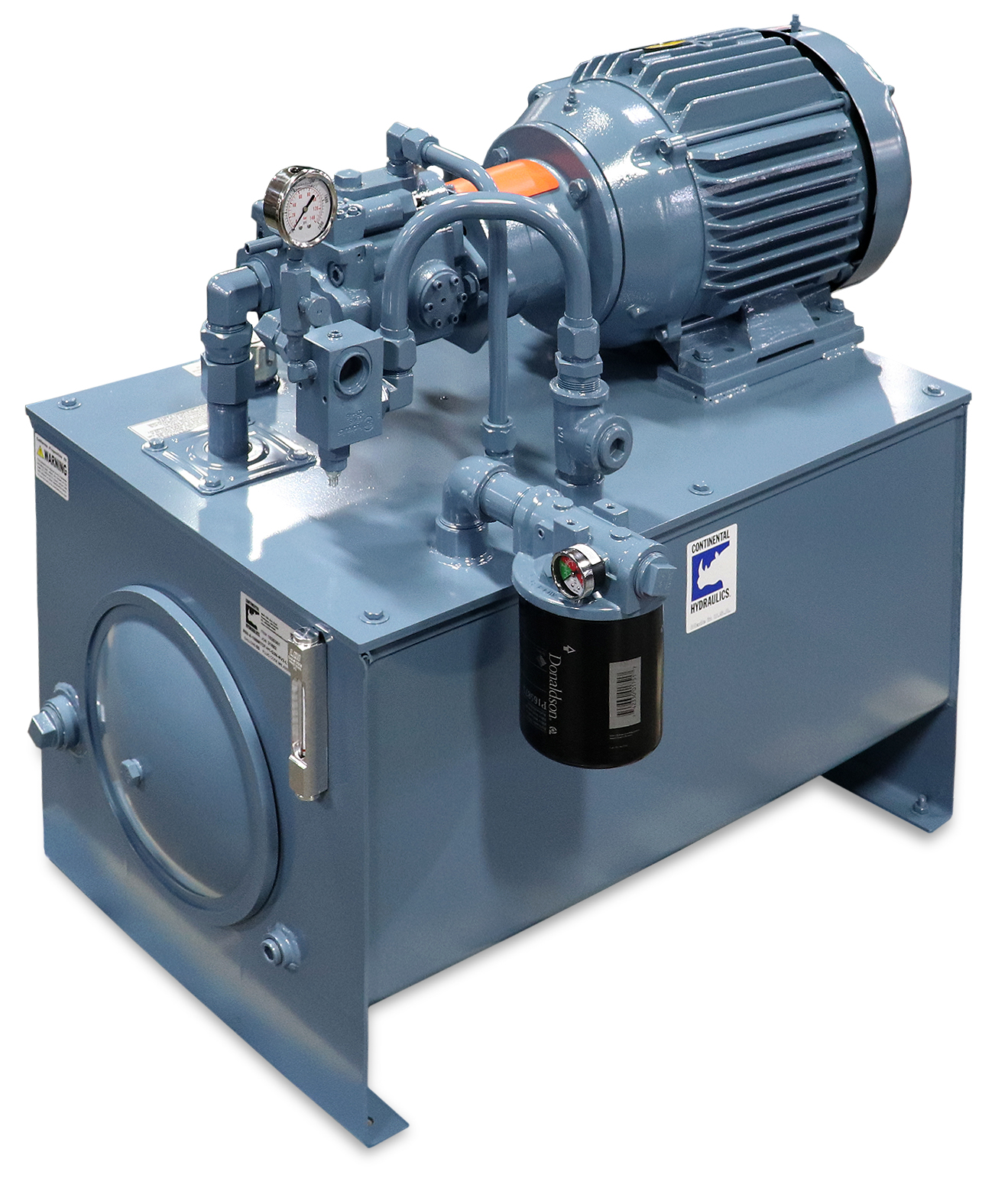 NFPA-JIC power unit; white background