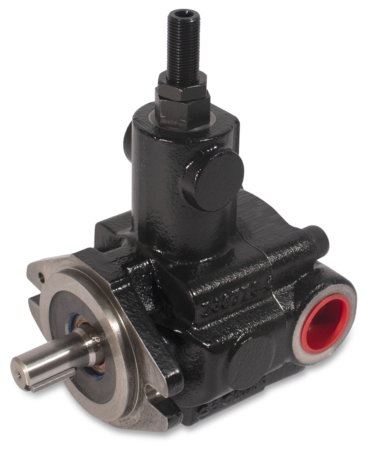 PVR Vane Pump product; white background