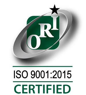 Orion certified logo