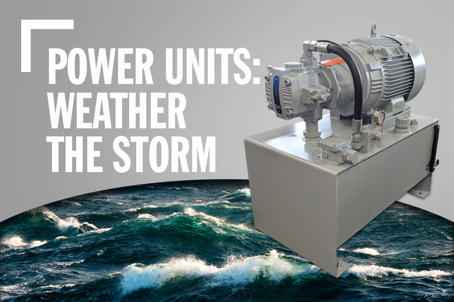 Power Units: Weather The Storm