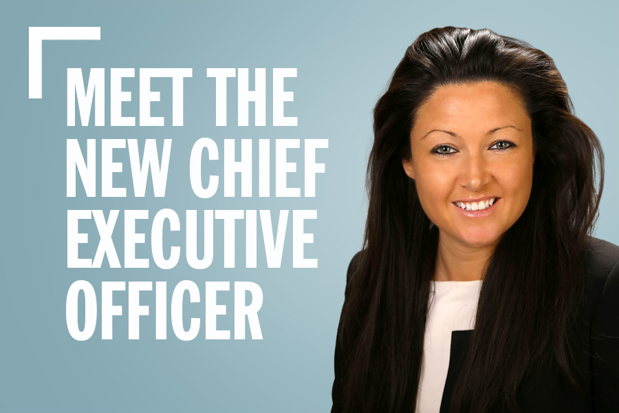 Meet Katie McColl – New Chief Executive Officer