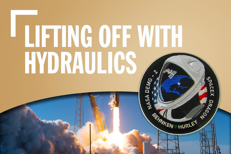 Lifting Off With Hydraulics
