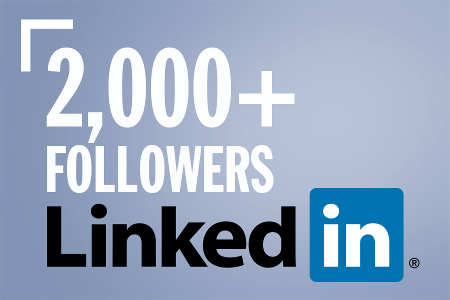 2000+ LinkedIn Followers